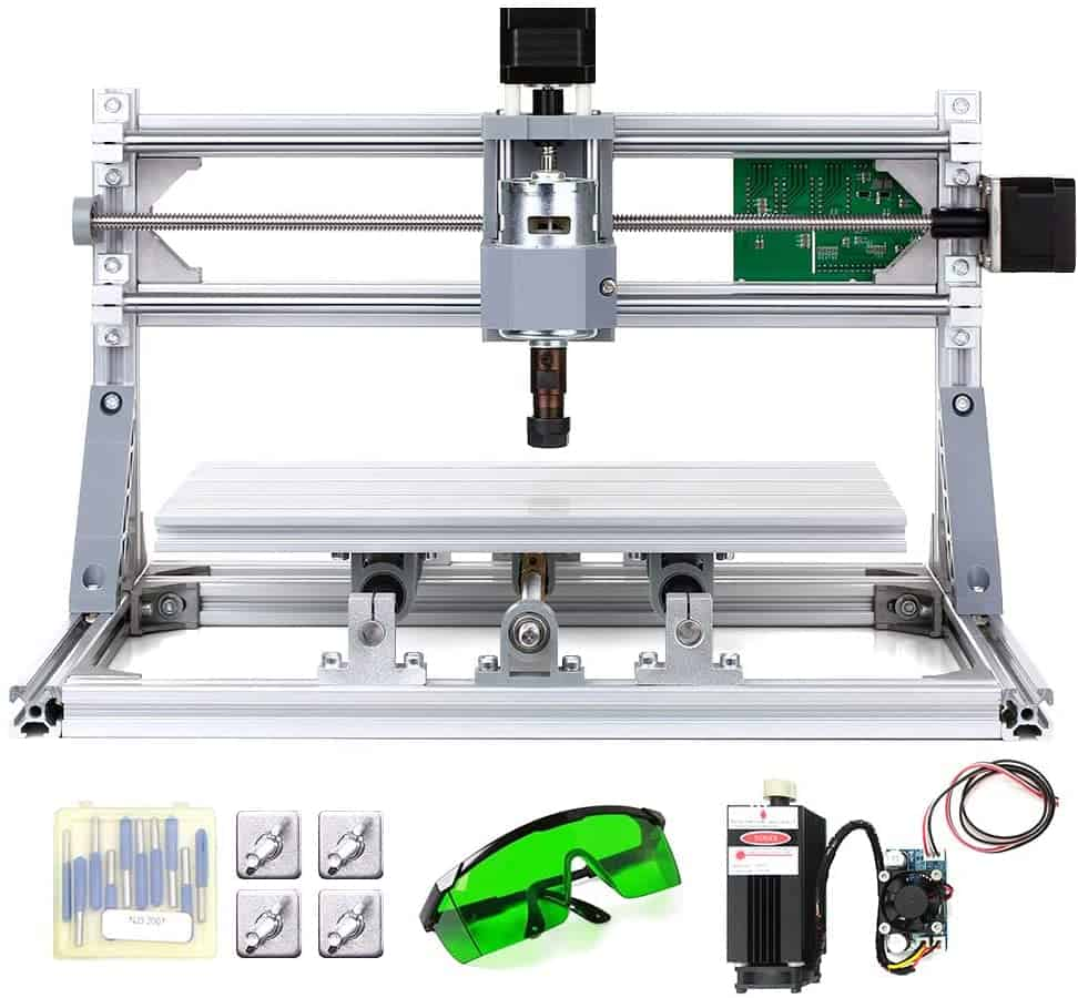 KKmoon 300 x 180 x 45 mm DIY Router